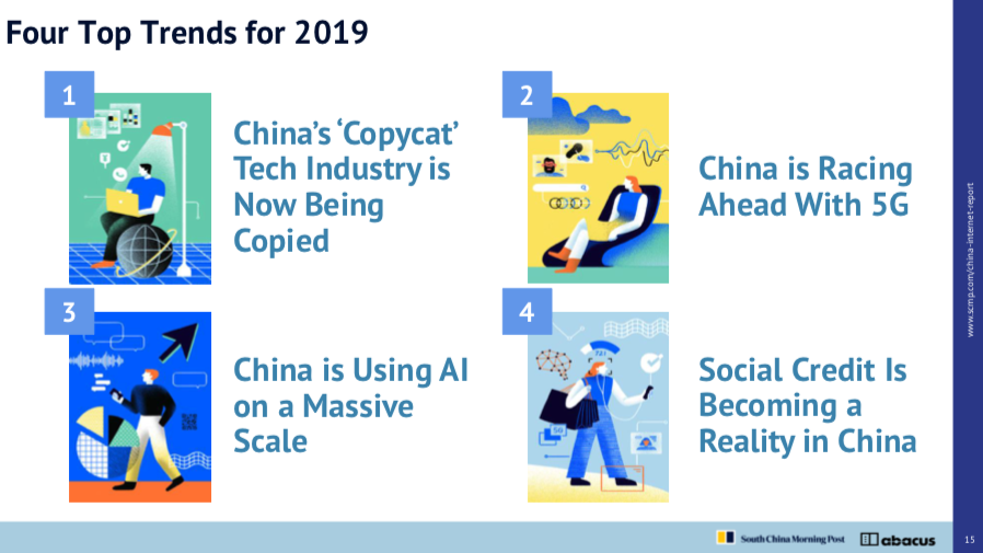 china internet report 2019