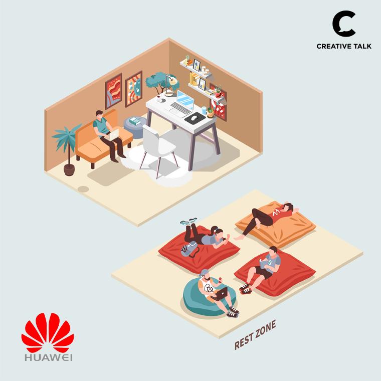 วัฒนธรรมของ Huawei